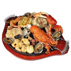 Bandeja Delicias del Mar