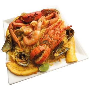 Arroz Delicias del Mar