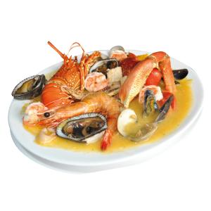 Sopa Delicias del Mar